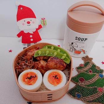 コンビお惣菜でのっけ弁〖普通弁当〗&クリスマスパーティ、いつまでやってた?