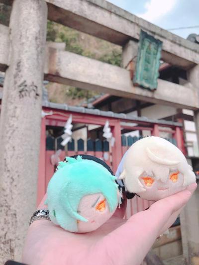 2019年 春の京都旅行②~刀剣御朱印巡りには是非訪れたい相槌神社~