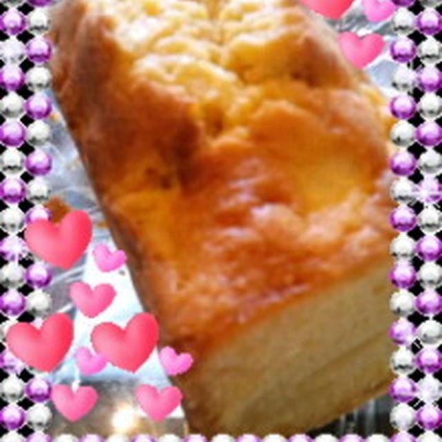 ☆りんごのパウンドケーキ☆