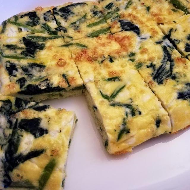 リコッタチーズと野菜のフリッタータ【イタリアンVEGそうざい】