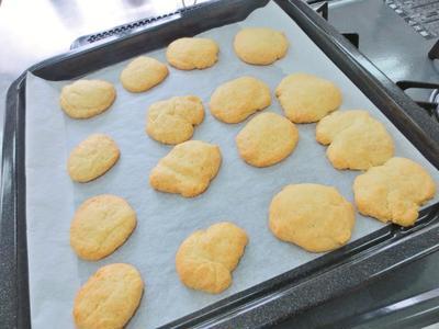 子どもクッキング☆手作り豆腐からクッキー&ドーナツ作り