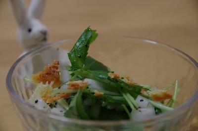 三つ葉サラダ☆