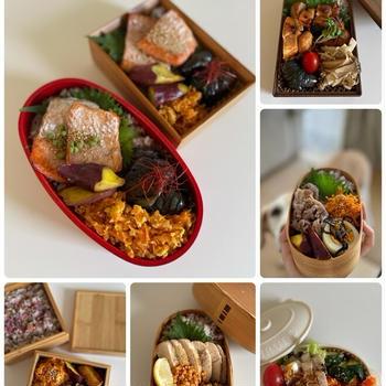 1週間の日持ちおかず作り~1週間のお弁当まとめ◎日持ちおかずは単色が使いやすい!
