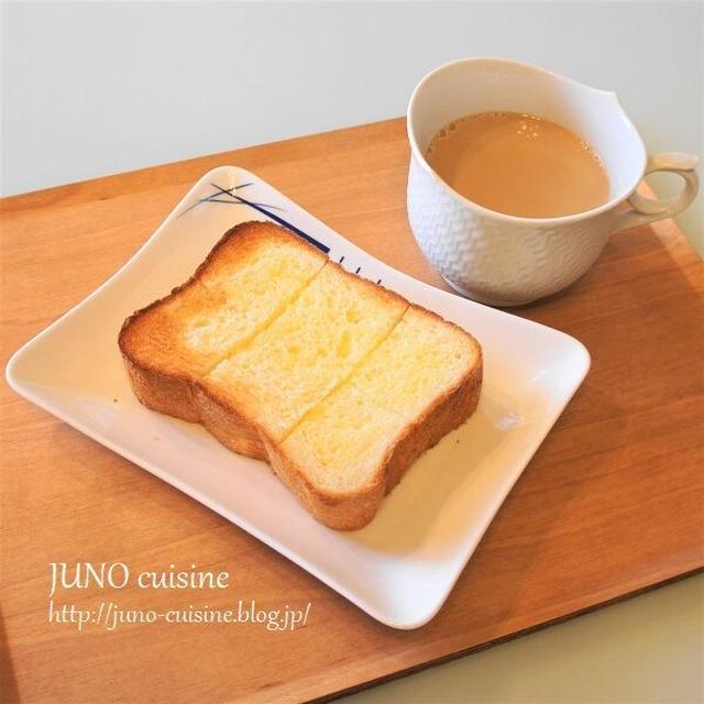 ホームベーカリーで作ろう!☆乃が美風「生」食パン vol.1☆