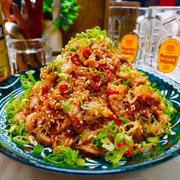 【レシピ】豚こまと糸こんにゃくのピリ辛味噌炒め