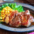 ♡バター醤油ポークソテー♡【#豚肉#厚切り肉#簡単レシピ#時短】