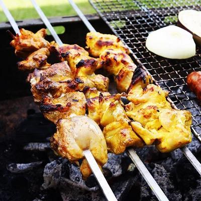 Recipe【イラン料理】ペルシア風ケバブ