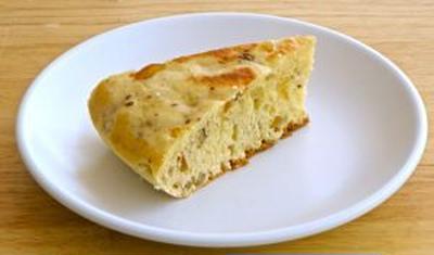 超簡単フライパンケーキ