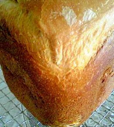 母の大好きなHBで作る食パン