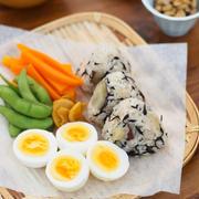 【レシピ】炊飯器で1発♡万人受け〜♡さつまいもとひじきの炊き込みご飯♡