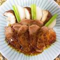 豚ヒレ肉のソテーマスタードソース