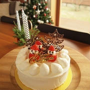 StillKicthen ケーキクラス サンタさんのクリスマスケーキ♪