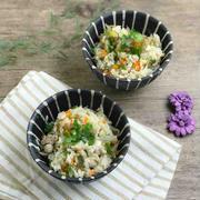 【レシピ】炊飯器にお任せ鶏ごぼう炊き込みごはん