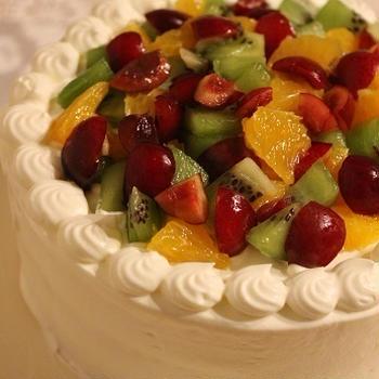 6月のBirthday cake
