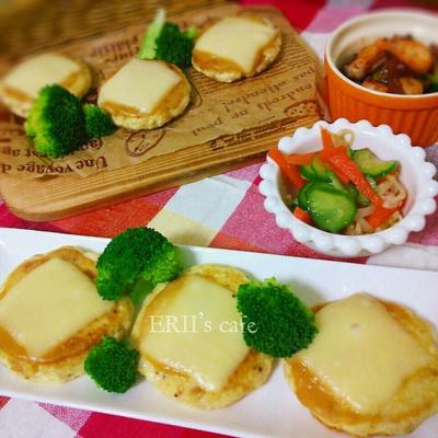 【うちごはん】節約&簡単!ツナ入り豆腐のチーズ味噌焼き