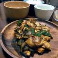 鶏胸肉のカシューナッツ炒め