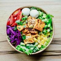 Cooking & Lunch Series: Healthy Vegetarian/Vegan Cuisine