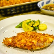 アメリカの家庭料理  忙しいウィークデーの夜は 簡単チキン!