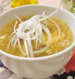 あったか☆白菜とキクラゲのスーラ―タン