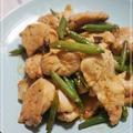鶏の胸肉☆八角炒め