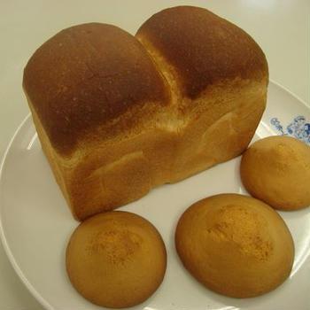 ホームメイド協会パン教室☆ミニイギリスパン&甘食