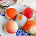 にぎり寿司・手毬寿司