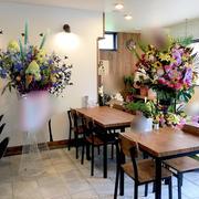 明日 カフェ オープン*たくさんのお花をありがとうございます*
