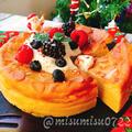 お砂糖なし☆安納芋のチーズケーキ