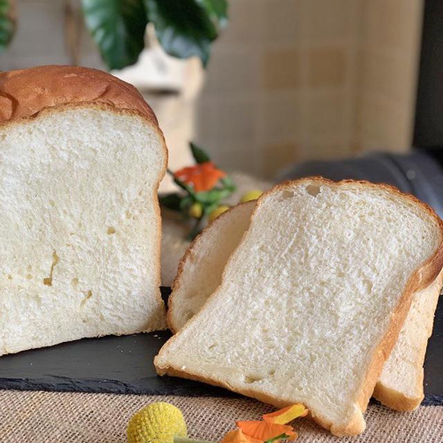 昨日の自宅ランチは生食パンで卵サンド・・レシピはほんのり甘い山型生食パンです
