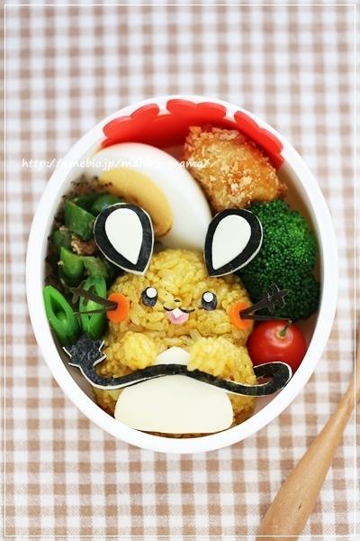 【キャラ弁】簡単ポケモンお弁当レシピ5種類!作り方・時短のコツ紹介の画像4