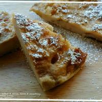 花粉症対策♡食パンde激うまバナナケーキ