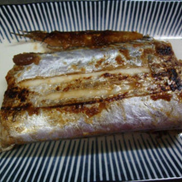 太刀魚の味噌漬け