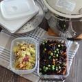 【レシピ動画】圧力鍋の2段調理 1分だけの加圧で作り置き2品!