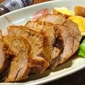 〈スパイスモニター〉スターアニスで本格中華☆簡単煮豚☆美味しくできました♪
