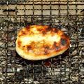 笹だより・チーズ(笹かまぼこ)の炭火焼