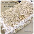 生徒さんの作品〜!CHIC FLICTweed Style& MoFuMoFu bag