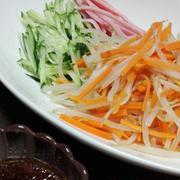 さっぱり❗もやしの中華風サラダ