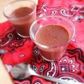 【卵・生クリーム・チョコレートなし】まったり濃厚!魅惑のなめらかチョコプリン
