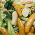 乾き物と~コラボ<私のおつまみキュウリ> (キッチン ラボ)