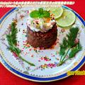 チョこめケーキでヴァレンタインを!!(チョ米ケーキ( ´艸`)♡~~)