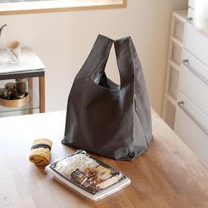 レジ袋有料化後の買い物には「サブバッグ的なエコバッグ」が便利です!