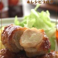 豚バラの白菜の白いとこ(芯)巻き(モニタ~ 慌)