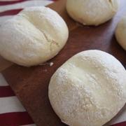 発酵なし!お豆腐でモチモチっ☆白いハイジのパン & しょーもない話