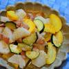 夏野菜のガーリックソテー