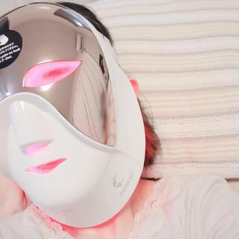 ♪ マスク型美顔器~セルリターンプレミアムマスク~