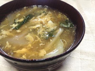 トローリあつあつ☆本格・中華スープ