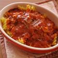 バジルとローズマリーでつくる、簡単ミートソースフジッリ☆スパイス大使・冬のごちそうレシピ
