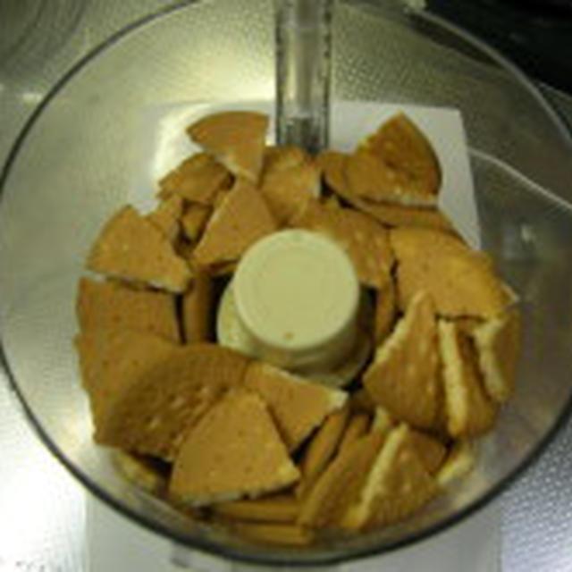 手作りお菓子★レアチーズケーキ★
