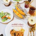 【洋食】おうちごはんづくりの記録(4日分の記録)/My Homemade Dinner/อาหารมื้อดึกที่ทำเอง