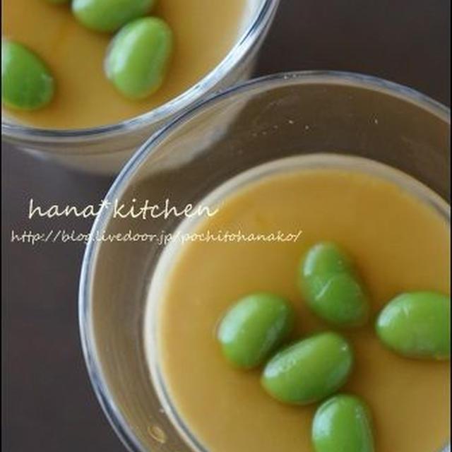 あんかけ卵豆腐のレシピ。